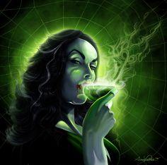 e29869985b810 Vampira by hardnox757 on DeviantArt Halloween Horror, Happy Halloween,  Halloween Art, Vintage Halloween