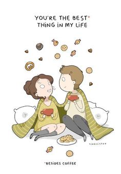 New funny couple pictures cartoon art ideas Funny Couple Pictures, Cute Pictures, Funny Love, Cute Love, Why I Love Him, Funny Doodles, Past Love, Work Humor, Life Humor