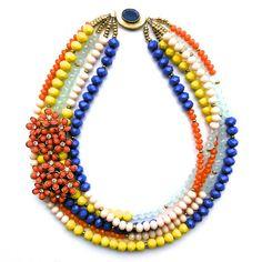 Memories of Happy Moments necklace by Elva Fields #elvafields