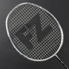 Forza Badminton Racket Titanium Ti 1000 | Central Sports Badminton Racket, Tennis Racket, Rackets, Pearls, Yellow, Sports, Hs Sports, Beads, Sport