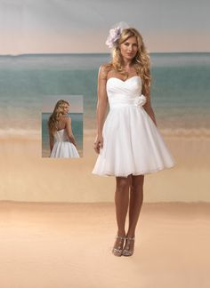 Short Wedding Dresses Uk