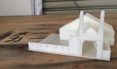 BuiltinSG: 3D Printing Old Buildings in Celebration of Singapore's 50th Birthday - http://3dprint.com/33052/builtinsg-singapore-50/…