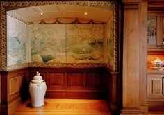 "Zoë Design: Day 41  ~ WALLPAPER-A-DAY  ""Oz Chinois""  #Wallpaper #WallCoverings #InteriorDesign"
