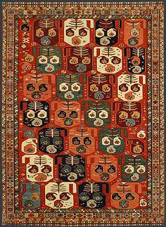 Turkish Qashqai Oriental Rug #39738