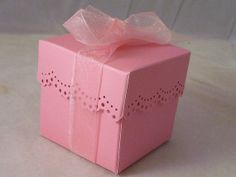 3 Petite gift or favor boxes 2 inch square perfect for by granof12, $6.00