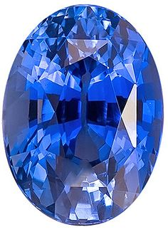Fabulous color and make here in this AGTA certified unheated blue sapphire. Very clean material NOTE The very facets that create the beautiful sparkle in a gemstone may create optical illusion white o