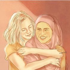 Noora and Sana   skam