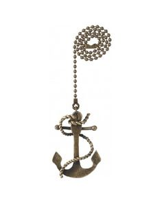 Anchor Pull Chain #Coastal