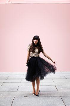 Absolutamente apaixonada por essa saia!