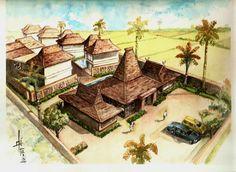Concept villa