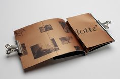 Print with copper paper detail by Passport for   Leeds based interior design consultancy Pure