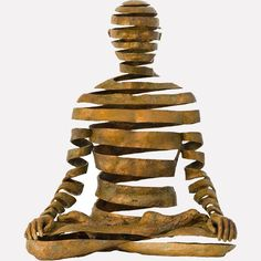 Appearance/Emptiness Sculpture by Sukhi Barber