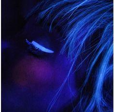Trucchi Fluorescenti UV - Neon Hair Gel