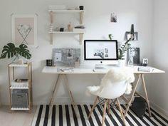 3 sposoby na inspirujący gabinet w domu