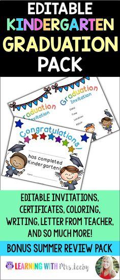 Editable graduation