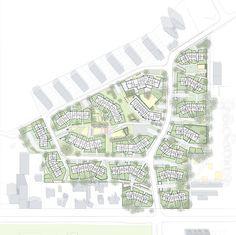 *하우징 리노베이션 [ urbane gestalt ] Housing in Köln Ostheim_ Complete Renewal of a 1950s Housing Complex :: 5osA: [오사]