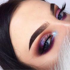 "Polubienia: 62.6 tys., komentarze: 154 – Wake Up and Makeup (@wakeupandmakeup) na Instagramie: ""WOW @jantoski23 rocking @hudabeauty desert dusk palette """