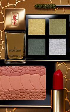 Yves Saint Laurent YSL Beauty Autumn Winter 2012/2012 Click through for Information