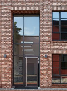 Brick Design, Facade Design, Brick Building, Building Design, Brick Crafts, Brick Masonry, Brick Detail, Brick Architecture, Brickwork