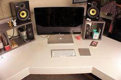 DIY Inspiration: The Dry Erase Surface Desk — I Like to Make Stuff