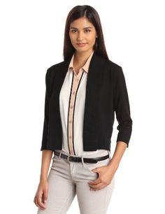 best - Calvin Klein Women's Shrug Sweater, Black,Medium Calvin Klein,http://www.amazon.com/dp/B0059IIHFS/ref=cm_sw_r_pi_dp_.7SHtb03DSPZYTTV