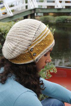 Ravelry: Olana Slouch pattern by Grace Akhrem