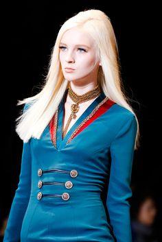 Versace Fall 2014 Ready-to-Wear.