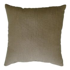 Easy Way Products Sunbrella Throw Pillow