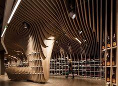 Conheça algumas das mais belas e modernas lojas de vinho ao redor do mundo! - Vinhos e mais vinhos