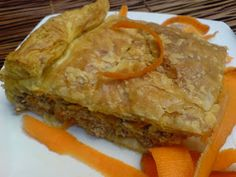 Greek Recipes, Desert Recipes, Light Recipes, Cookbook Recipes, Cooking Recipes, Greek Pastries, The Kitchen Food Network, Greek Cooking, Greek Dishes
