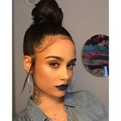 Kehlani ❤ liked on Polyvore featuring beauty, b e a u t y and kehlani