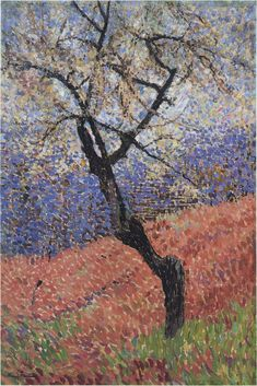 The Tree | Henri Martin | oil painting
