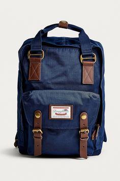 Doughnut Macaroon Navy Backpack cb7d349876d07