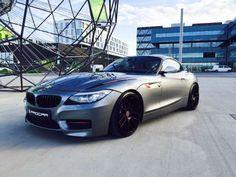 BMW Z4 coupe - nice