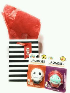 Disney Tsum Tsum Jack & Sally Lip Smacker NIGHTMARE BEFORE CHRISTMAS Lip Balm | Health & Beauty, Skin Care, Lip Balm & Treatments | eBay!