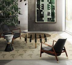 Vinicius Side Table | Essential Home | Mid Century Modern Furniture
