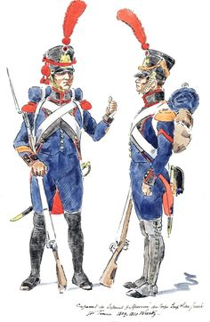 French; Imperial Corps Of Engineers, Sapper Corporal & Miner 1809-10