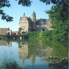 Schloss Hämelschenburg in Hameln