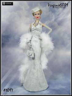 Tenue Outfit Accessoires Pour Fashion Royalty Fr²et Autre Integrity Toys 1097 | eBay