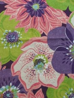$64.99/yd Love this fabric...wish it was cheaper...be nice for pillow or something for my house!