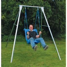 1000 images about fun on the farm on pinterest swings for Swing set supports