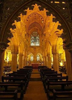 Capela de Rosslyn - Escócia