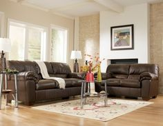Ashley-Commando-Sofa-and-loveseat  The wide selection, quality and style make Ashley Furniture the best selling furniture brand in North America. Their products cover every room in the home in styles that vary from contemporary to urban chic.