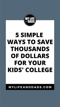Financial Literacy, Financial Planning, Money Saving Expert, College Savings, Dad Advice, House Blessing, School Tool, Saving For College, Living On A Budget