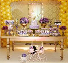 4 Princesa Amber, Princesa Sophia, Sofia Party, I Party, Party Ideas, Safe Room, Sofia The First, Princess Party, Rapunzel