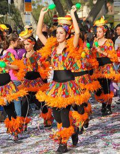 Cyprus. Limassol carnival