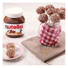 Deliciosas recetas con Nutella para compartir con tu pareja el 14 de febrero