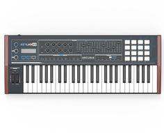 Arturia Keylab 49 Black Limited Edition (controlador midi 49 teclas) – Synthbox