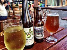 Cider & beer at Tippler's Tap in Brisbane. #hardcider #beer