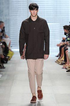 Spring-Summer 2014 Show (Photo credit: Lacoste/Yannis Vlamos) Latest Mens Fashion, Fashion News, Fashion Show, Fashion Trends, Men's Fashion, Spring Summer, Spring 2014, Summer 2014, Men's Collection